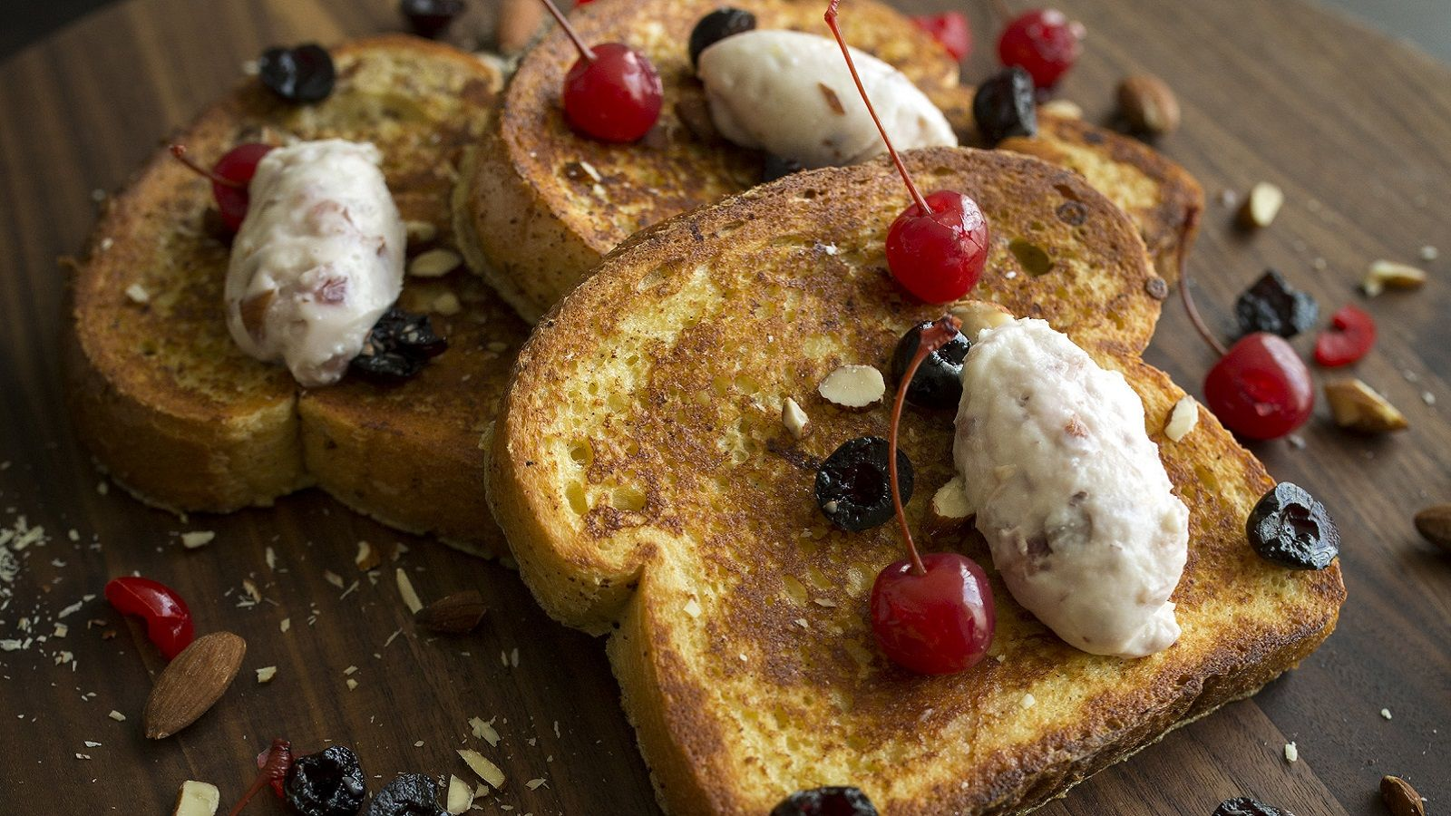 Pecan Praline French Toast